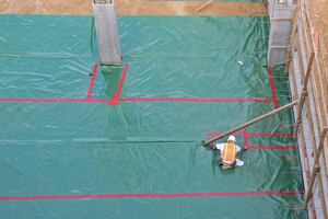 Solving Moisture Problems in Concrete Slabs