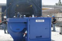 Ratec UPP100 Upcrete Pump Station