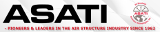 Air Structures American Technologies, Inc. Logo