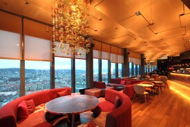 Prime Tower –Clouds Restaurant and Deutsche Bank Switzerland