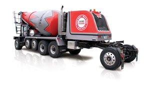 Terex FDB6000 Front Discharge mixer truck