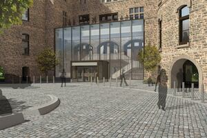 Renovation: Construction Begins on Buffalo's Richardson Olmsted Complex