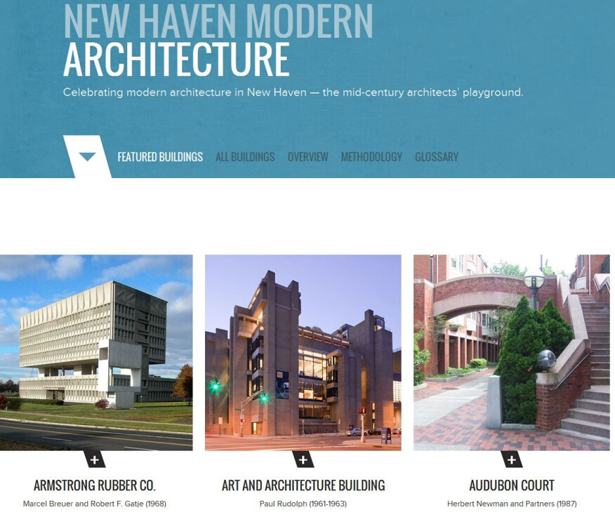 Delighful Modern Architecture Glossary Survey Of In New Haven And