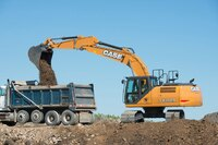 New Series Excavators from Case