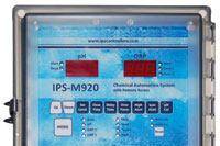 M920 Automated pH, Dual ORP Controller from IPS Controllers