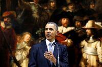 President Obama's Visit to the Rijksmuseum