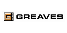 Greaves Corp. Logo