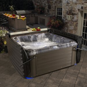 With the recession behind it and the hot-tub manufacturing sector pared almost by half, remaining firms must show extraordinary responsiveness to changes in technology, as well as lifestyle and  generational needs.