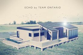 2013 Solar Decathlon: Echo