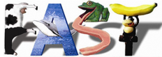 FAST (Fiberglass Animals, Shapes & Trademarks Corp.) Logo