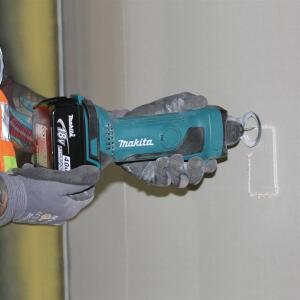 Cordless Drywall Cutout Tool