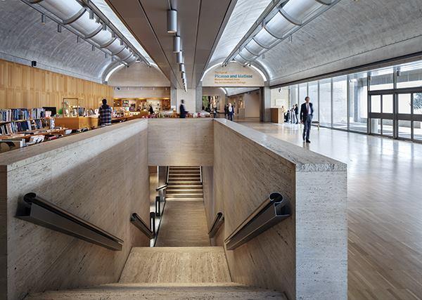 The Kimbell Art Museum The Original Louis Kahn Building