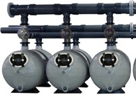 Improved Modular STARK™ Sand Filtration Systems