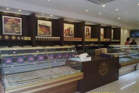 Interior of different outlets of AMBALA FOODS / SWEETS