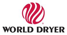 World Dryer Corp. Logo