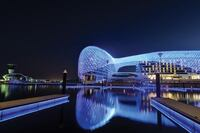 2010 AL Design Awards: Yas Marina Hotel, Abu Dhabi, United Arab Emirates
