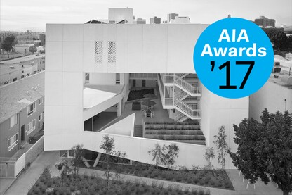 2017 AIA Institute Honor Awards for Architecture