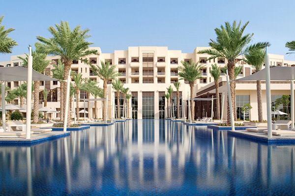 Park Hyatt Abu Dhabi in Abu Dhabi, United Arab Emirates by Perkins Eastman.
