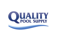 Quality Pool Supply Co. Logo