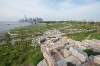 10-Acre Park on Governors Island Opens to the Public