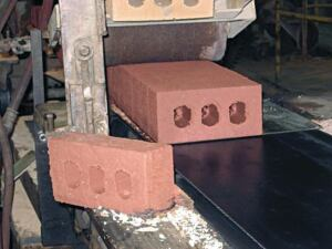 GREEN LEAF BRICK. This company's building brick and brick pavers are made from 100% pre- and post-consumer recycled content sourced from suppliers that use only approved environmental processes, including scrubbing, in their waste streams. Recycled materials include glass and ceramics, iron oxides, industrial mining and steel-making slag, and incinerated sewage ash. All materials are acquired from suppliers within 500 miles of manufacturing plant locations. 704.307.0930. www.greenleafbrick.com.