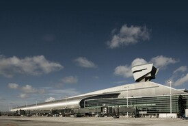 Concourse J, Miami International Airport