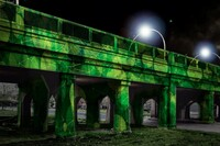 "Luftwerk's ""TransLIT"" Will Illuminate The 606 in Chicago"