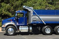 Kenworth Adds Options to Heavy-duty Vocational Vehicles