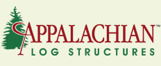 Appalachian Log Structures Logo
