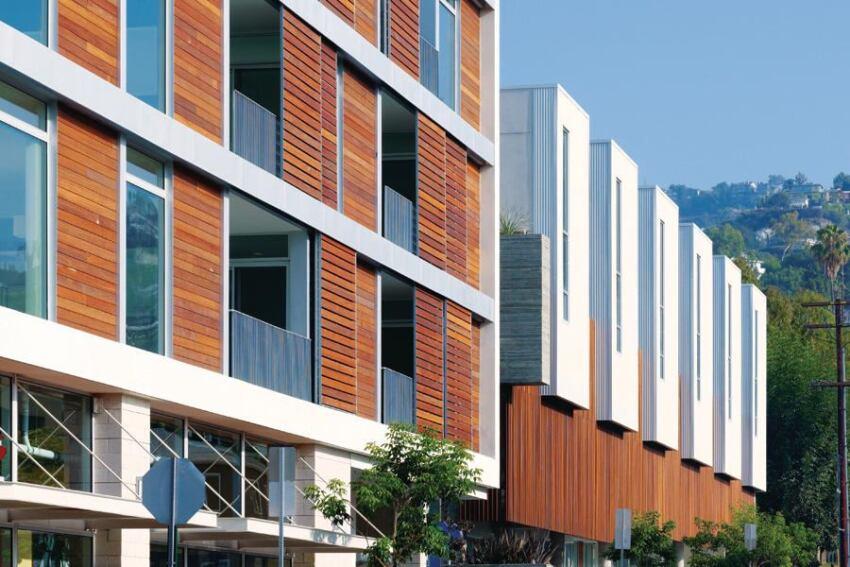 Hancock Mixed-Use Housing