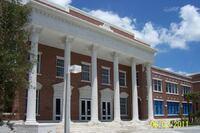Manatee High School David Building