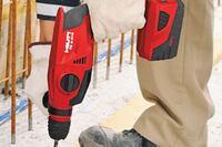 Hilti + TE 2-A18 Cordless Rotary Hammer Drill