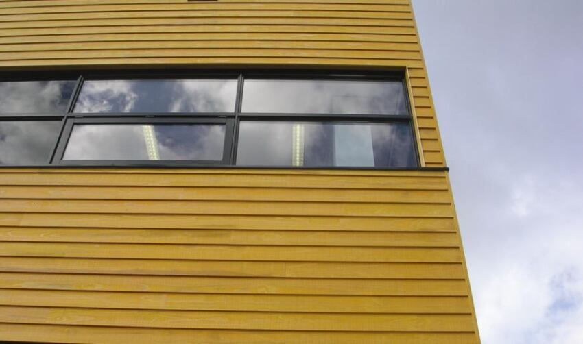 East Teak Fine Hardwoods' Accoya Lumber