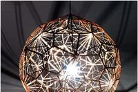 Delightfully Decorative: Etch Light Web, Tom Dixon