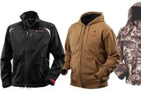 Cordless Heated Jackets From Bosch, DeWalt, and Milwaukee