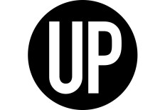 The UP Studio Logo