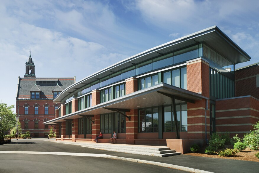 The Fish Center for Physical Fitness at Thayer Academy in Braintree, Mass.