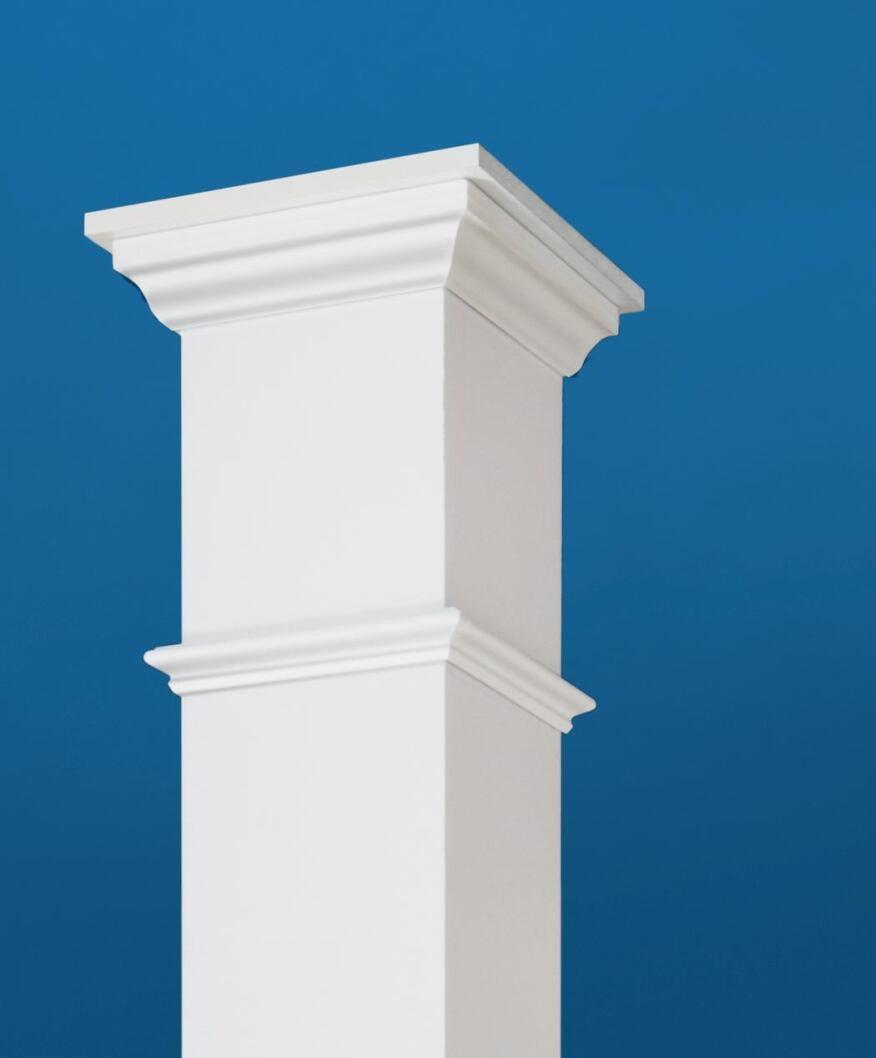 Certainteed Restoration Millwork Column Wraps