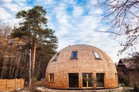 SkyDome: A Semisphere Dwelling Designed to Sustain Heavy Snow