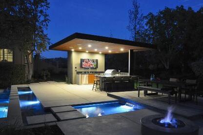El Pintado Pool Pavilion