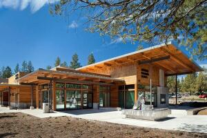 Jungers Culinary Center in Bend, Oregon by Yost Grube Hall Architecture.