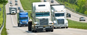 FTR's August Trucking Conditions Index Improves