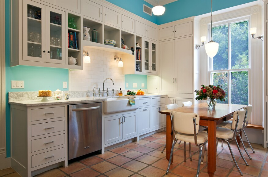 Historic Kitchen Remodel  CG S Design Build Architect Magazine