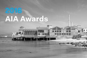 The Monterey Bay Aquarium Wins the 2016 AIA Twenty-Five Year Award