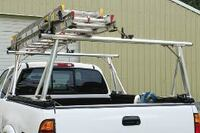 A Durable Truck Rack