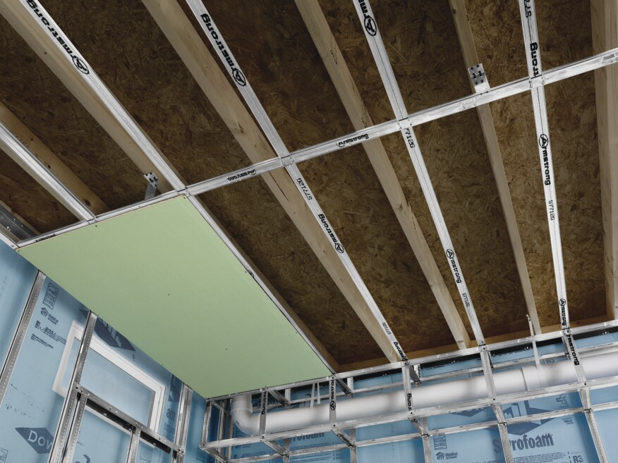 Armstrong Residential Ceilings QuikStix System