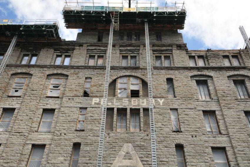 Historic Minneapolis Flour Mill Undergoes $150 Million Renovation