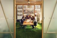 Interstice Architect's San Francisco Office Space