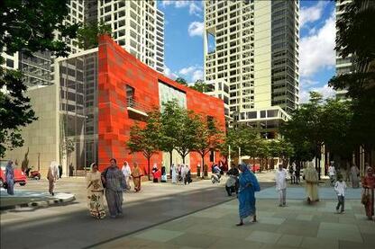 Bhendi Bazaar Redevelopment Plan