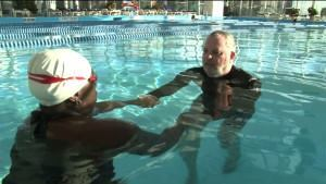 Fear vs. Swimming